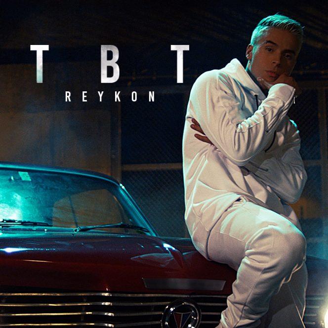 """TBT"""" es el reciente estreno musical de Reykon - """"TBT"""" es el reciente estreno musical de Reykon"""