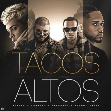 1510696468suzo7ue 1 1 - Arcangel Ft. Farruko Bryant Myers y Noriel – Tacos Altos