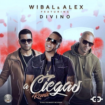1510696468suzo7ue 1 5 - Wibal Y Alex Ft. Divino – A Ciegas (Official Remix)