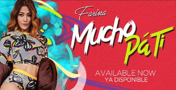 """Farina Lanzo Su Explosivo Sencillo """"Mucho Pa Ti"""" con Video Musical - Farina Lanzo Su Explosivo Sencillo """"Mucho Pa Ti"""" con Video Musical"""