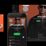 Spotify mejora ¡Viva Latino! Lista de reproducción que ofrece una mirada detrás de la música