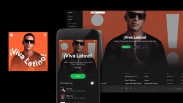 Spotify mejora ¡Viva Latino Lista de reproducción que ofrece una mirada detrás de la música 370x208 - Zeta Galan - Ausencia De Luz