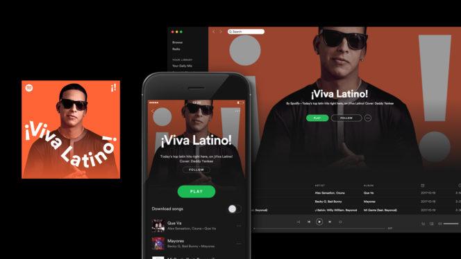 Spotify mejora ¡Viva Latino Lista de reproducción que ofrece una mirada detrás de la música - Spotify mejora ¡Viva Latino! Lista de reproducción que ofrece una mirada detrás de la música