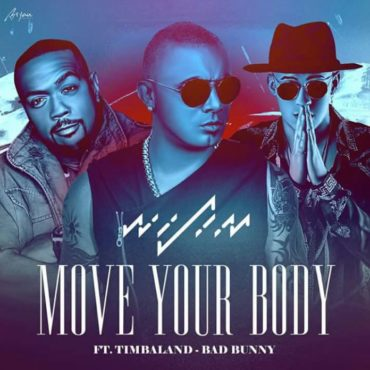 move 370x370 - Wisin Ft. Timbaland Y Bad Bunny - Move Your Body