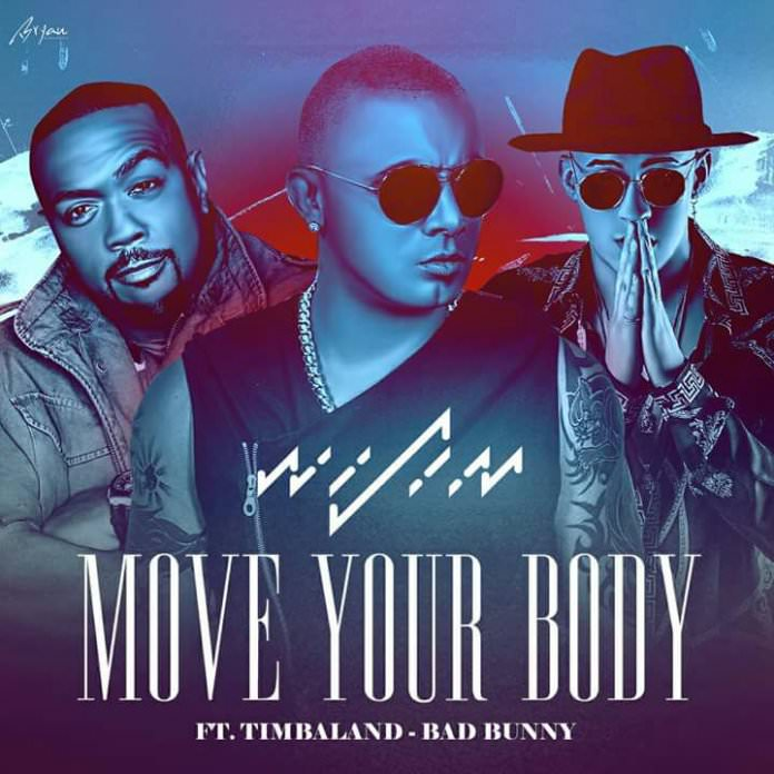 move - Wisin Ft. Timbaland Y Bad Bunny - Move Your Body