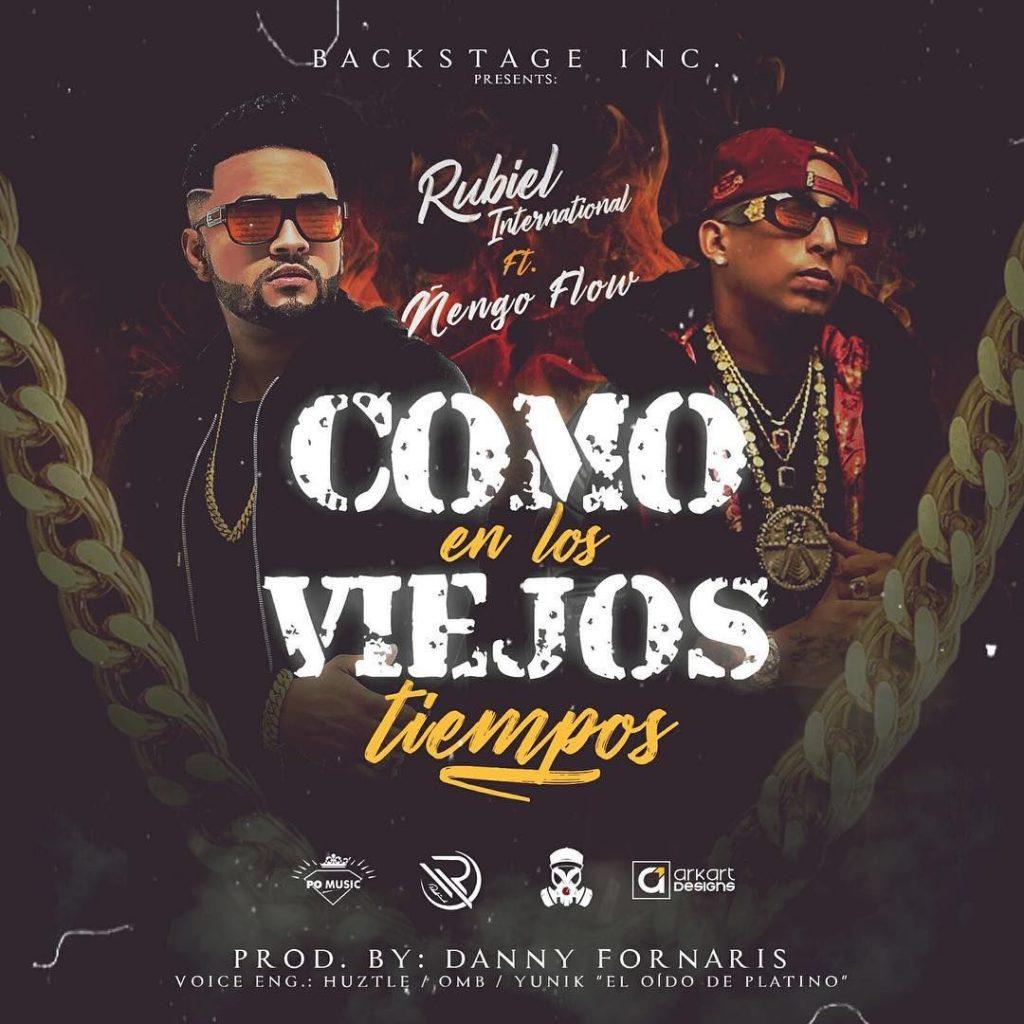 Rubiel International Ft Ñengo Flow Como En Los Viejos Tiempos - Wisin & Yandel – Como En Los Tiempos De Antes (The Mixtape) (2018)