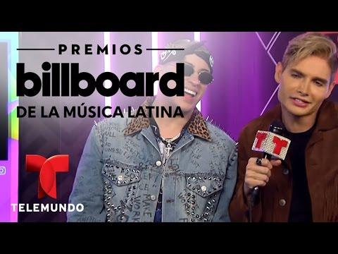 0 1063 - Bad Bunny habla de su experiencia cantando por primera vez en los Premios Billboard 2017
