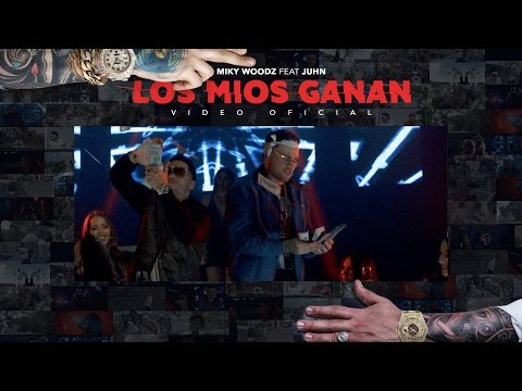 0 1069 - Miky Woodz Ft. Juhn El All Star – Los Mios Ganan (Official Video)