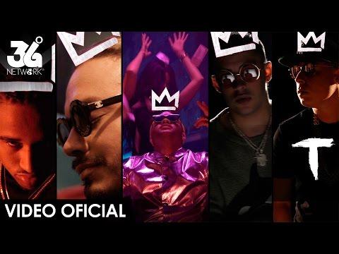 0 1101 - El Taiger Ft. Coscullela, J Balvin, Bad Bunny y Bryant Myers – Coronamos (Remix 2) – (Video Oficial)