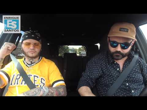 0 1139 - Farruko se montó en el Uber con Enrique Santos