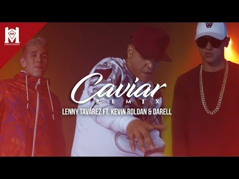 0 1143 - Lenny Tavarez Ft. Kevin Roldan Y Darell – Caviar (Remix) (Official Video)