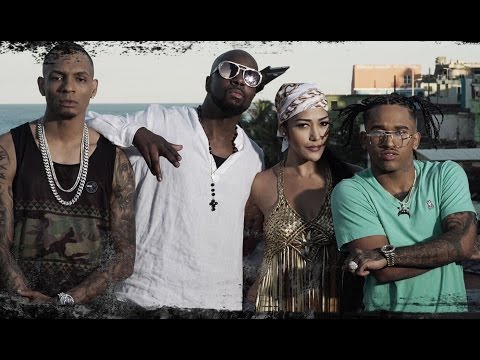 0 1161 - Wyclef Ft. Farina, Bryant Myers Y Anonimus – Hendrix (Remix) (Official Video)