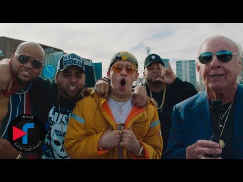 0 138 - Bad Bunny – Chambea (Official Video)