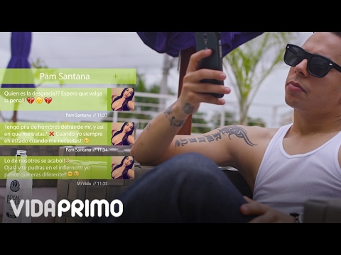 0 1396 - Papi Wilo - Sufriendo De Amor (Official Video)