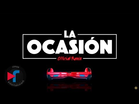 0 1428 - Ozuna Feat De La Ghetto, Farruko, Nicky Jam, Arcangel, J Balvin, Daddy Yankee, Zion, Anuel – La Ocasion (Remix) (Video Lyrics)