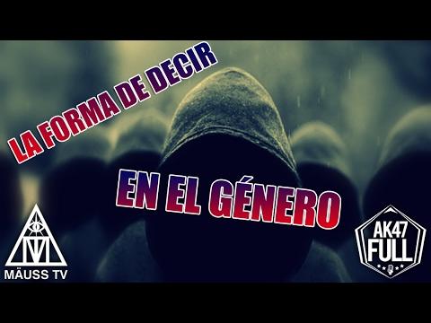0 1437 - MÄUSS TV – La Forma De Decir Las Liricas En El Genero (Episodio 42)