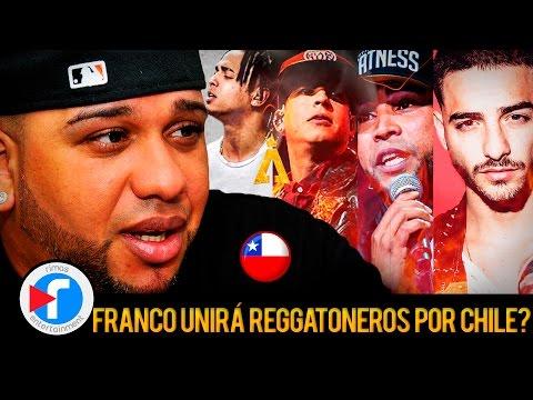 0 1480 - Franco El Gorila unirá a reggaetoneros por Chile? (Daddy Yankee, Don Omar, Maluma)