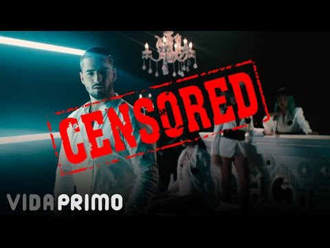 0 1628 - Video: Maluma Reacciona A La Censura De Cuatro Babys