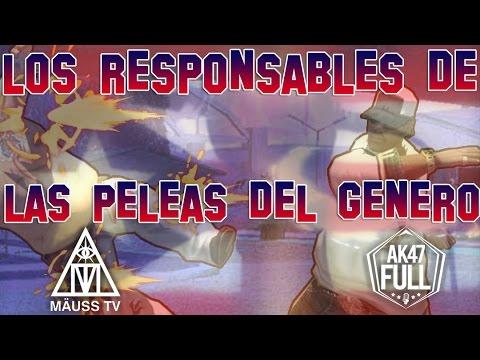 0 1769 - MÄUSS TV – La Forma De Decir Las Liricas En El Genero (Episodio 42)