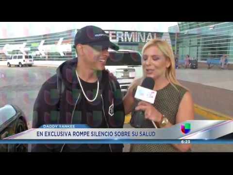 0 1808 - Daddy Yankee confirma fuerte enfermedad