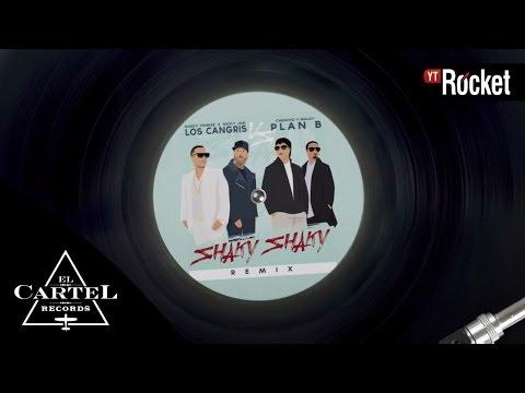 0 1828 - Daddy Yankee Ft. Nicky Jam, Plan B – Shaky Shaky (Remix) (Video Lyric)