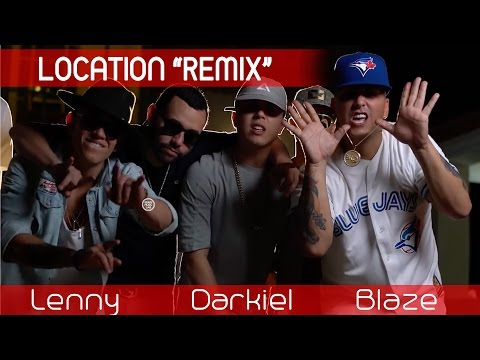 0 1975 - Blaze Ft. Lenny Tavarez Y Darkiel – Location (Official Video)