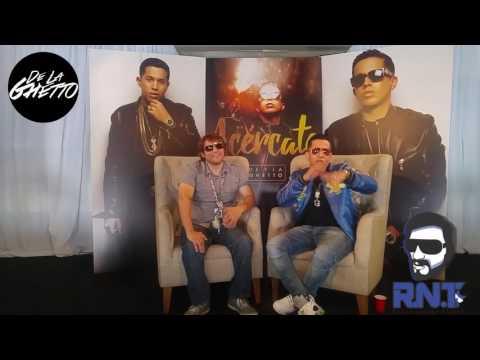 0 1997 - De La Ghetto - Real Nonstop Talent (Entrevista) (2016)