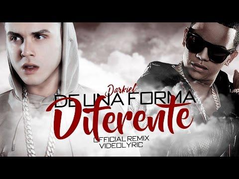 0 2062 - Darkiel Ft. J Alvarez – De Una Forma Diferente Remix (Video Lyrics)