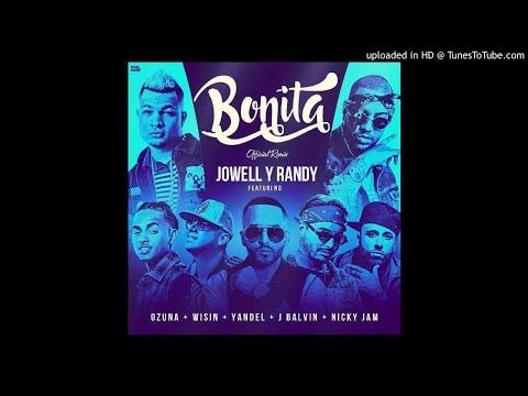 0 207 - Jowell y Randy Ft. J Balvin, Wisin, Yandel, Nicky Jam y Ozuna – Bonita (Remix) (Preview)