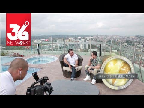 J Alvarez – Media Tour (Armenia – Colombia)