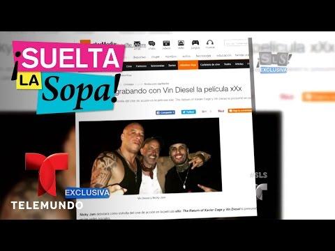 0 2138 - Nicky Jam particiára en película sobre la vida del Chapo Guzmán