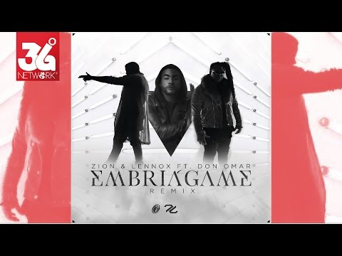 0 2197 - Zion Y Lennox Ft. Don Omar – Embriágame (Remix) (Lyric Video)