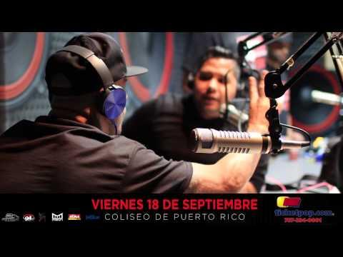 0 2346 - Mr. Frank y Gabyson @ El Coyote The Show (Entrevista) (2013)