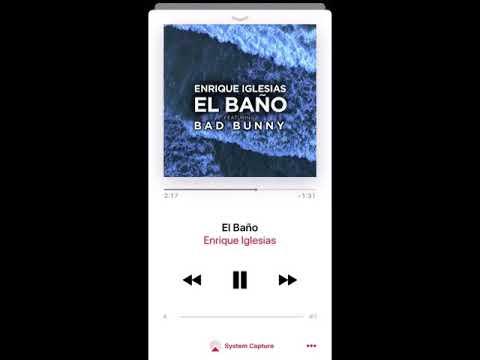 0 2421 - Bad Bunny – El Baño (Preview)