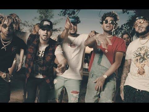0 2443 - Dalex, Justin Quiles, Farruko, Bryant Myers y Kelmitt – Envidiosos (Official Video)