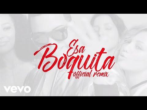 0 2451 - J Alvarez Ft. Zion y  Lennox – Esa Boquita (Remix) (Video Lyric)