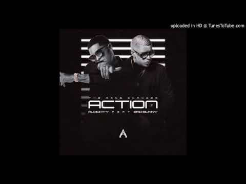 0 261 - Almighty Ft. Bad Bunny – Action (Preview)