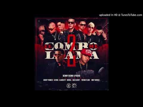 0 262 - Benny Benni Ft. Pusho, Daddy Yankee, Bad Bunny, Ozuna, Farruko, Almighty, Noriel, Ñengo y Más – El Combo Me Llama 2 (Preview)