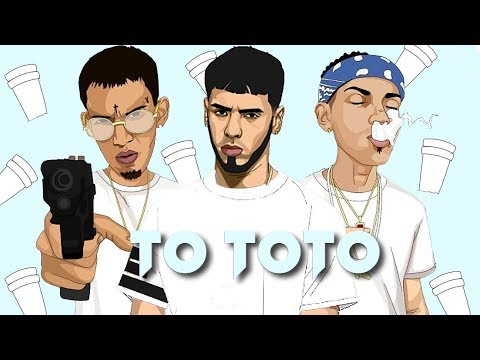 0 391 - Anuel AA Ft Jon Z, Ele A El Dominio - To Toto (Video Liryc)