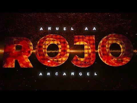 0 46 - Anuel AA Ft. Arcangel – Rojo (Video Lyric)