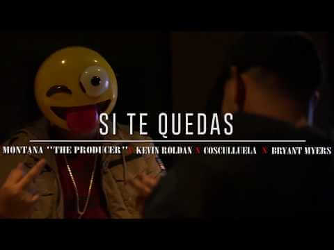 0 522 - Montana The Producer Ft. Kevin Roldan, Cosculluela y Bryan Myers – Si Te Quedas (TrapLusions) (Video Teaser)