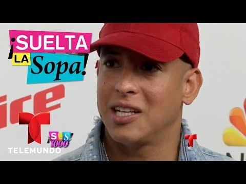 """0 537 - Daddy Yankee crea una """"tiraera"""" contra el cáncer de seno"""