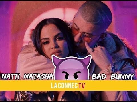 0 55 - ¡Natti Natasha y Bad Bunny juntos!