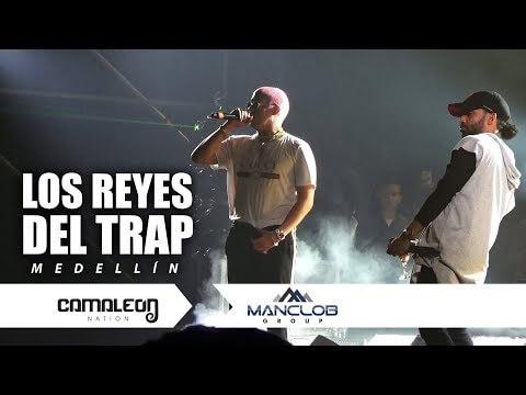 0 582 - Arcangel y Bad Bunny – Los Reyes Del Trap (Medellín, Colombia)