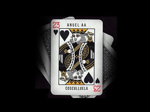 0 741 - Cosculluela Ft. Anuel AA – 23 (Lyric Video)
