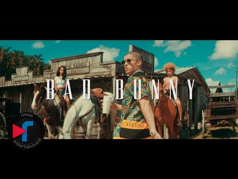 0 773 - Bad Bunny - Tu No Metes Cabra (Video Oficial)