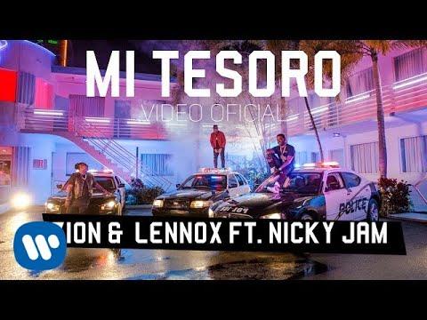 0 781 - Zion & Lennox Ft. Nicky Jam – Mi Tesoro (Official Video)