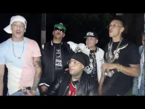 0 835 - John Bori Ft. DJ Blass, Ñengo Flow, Guelo Star, Amaro Y Más - Chispero (Remix) (Behind The Scenes)