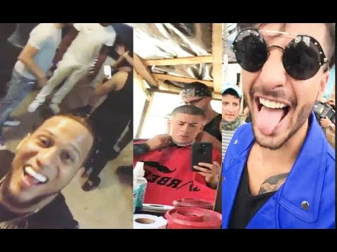 0 850 - Noticias JR La Melodia y Charlee Way, Bad Bunny y Maluma en Colombia