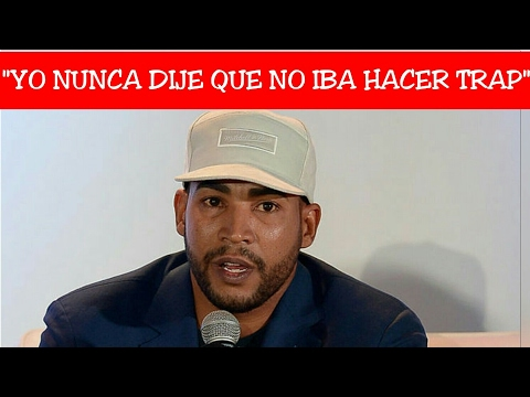 """0 883 - Don Omar: Cuando Prefieres Generar Dinero Antes De Generar Conciencia, Eres Un """"Cobarde"""""""